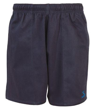 Strood Academy logo shorts
